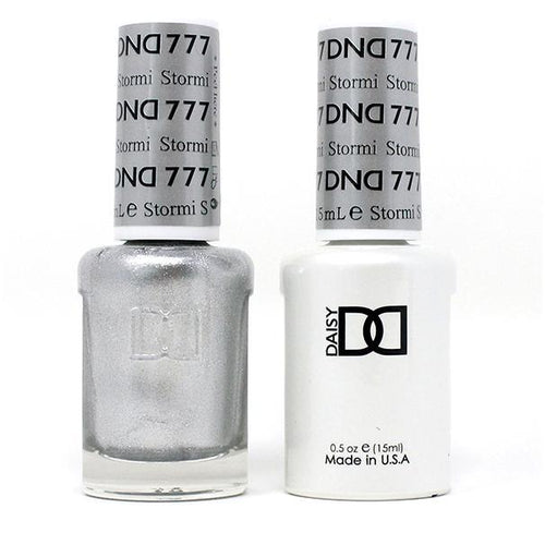 DND - Gel & Lacquer - Stormi - #777