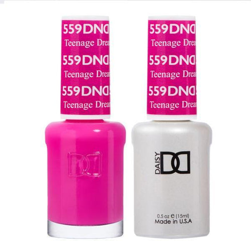 DND - Gel & Lacquer - Teenage Dream - #559