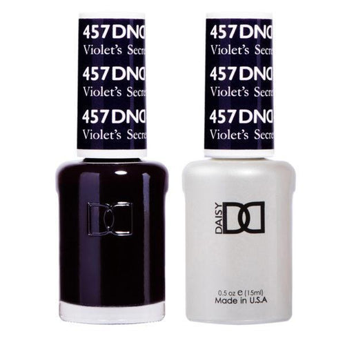 DND - Gel & Lacquer - Violet's Secret - #457