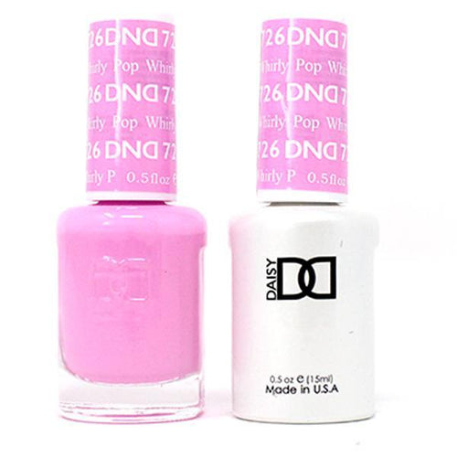 DND - Gel & Lacquer - Whirly Pop - #726