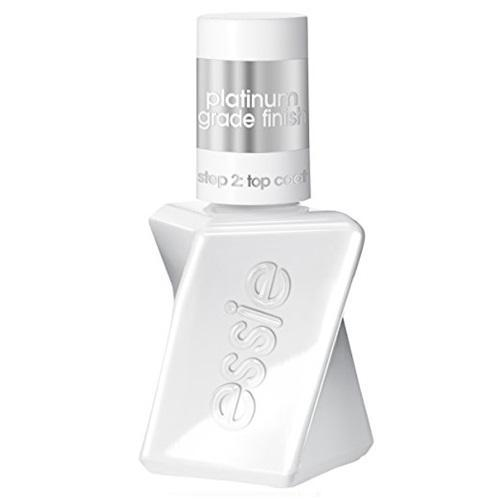 Essie Gel Couture - Platinum Top Coat 0.5 oz #1098