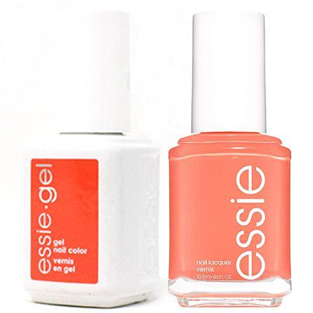 Essie - Gel & Lacquer Combo - Check In To Check Out