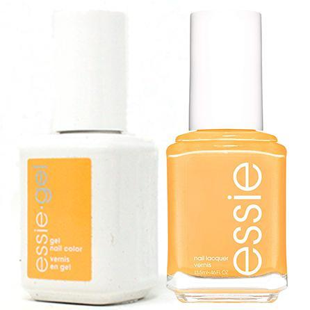 Essie - Gel & Lacquer Combo - Check Your Baggage