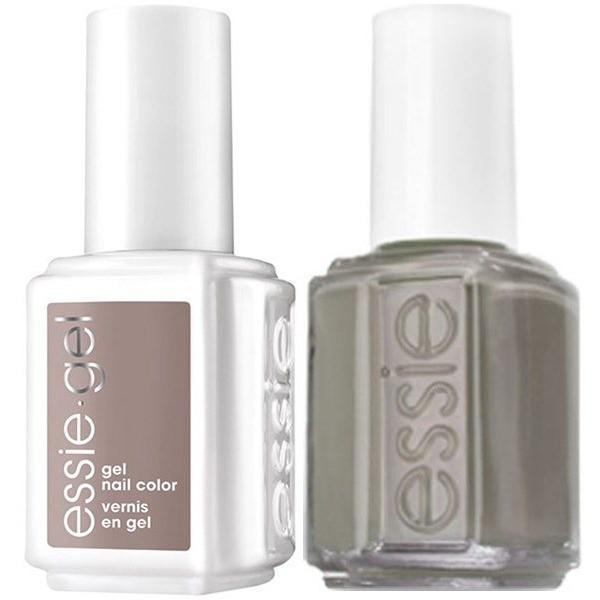 Essie - Gel & Lacquer Combo - Chinchilly