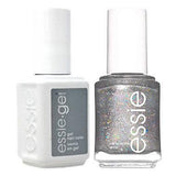 Essie - Gel & Lacquer Combo - Fishnet Stockings