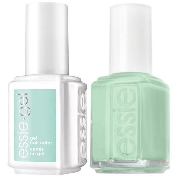 Essie - Gel & Lacquer Combo - Mint Candy Apple