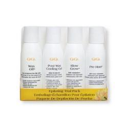 GiGi Epilating Lotion Trial Pack 2 oz