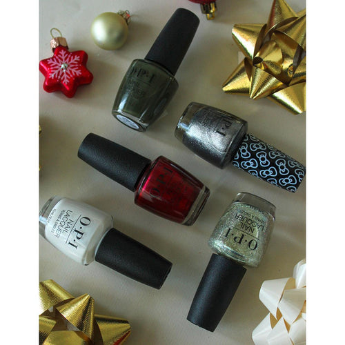 Holiday Gift Bundle - Holiday Glam Mani Kit