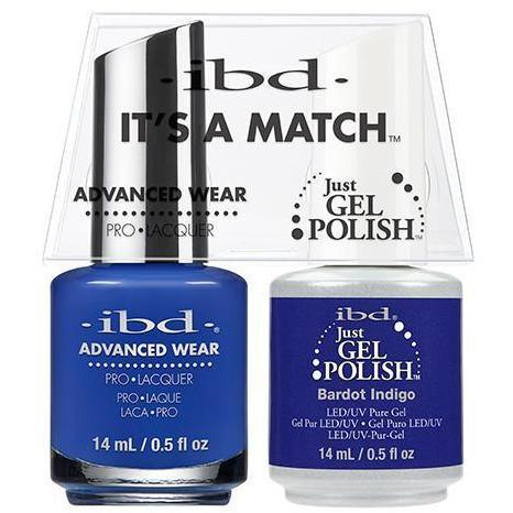 IBD It's A Match Duo - Bardot Indigo - #65542