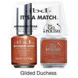 IBD It's A Match Duo - Gilded Duchess - #65675