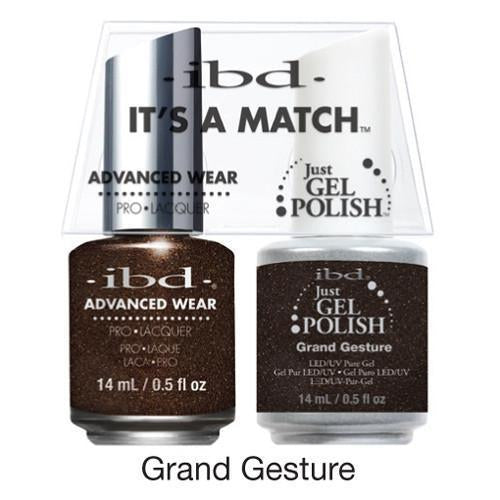 IBD It's A Match Duo - Grand Gesture - #65682