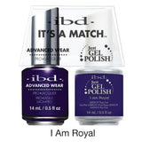 IBD It's A Match Duo - I am Royal - #65676