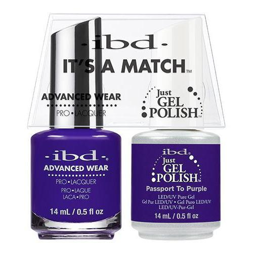 IBD It's A Match Duo - Passport To Purple - #66677