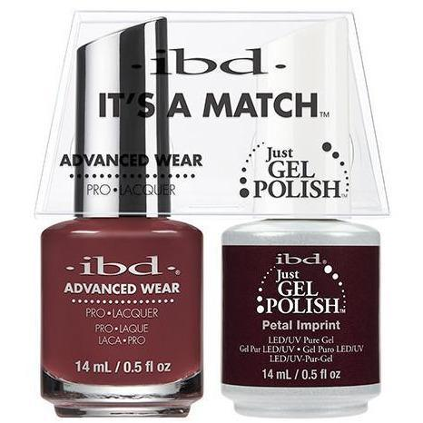 IBD It's A Match Duo - Petal Imprint - #65524