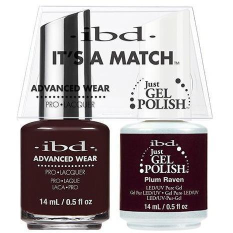 IBD It's A Match Duo - Plum Raven - #65535