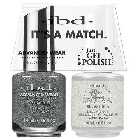 IBD It's A Match Duo - Silver Lites - #65469