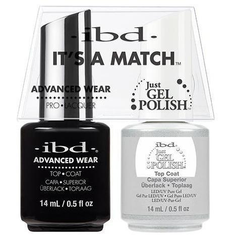 IBD It's A Match Duo - Top Coat - #65464