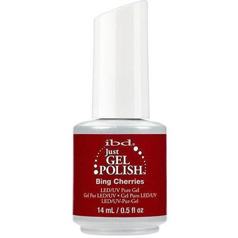 IBD Just Gel Polish Bing Cherries - #56520