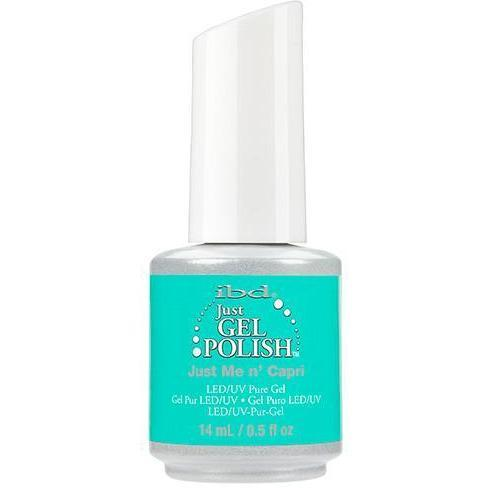 IBD Just Gel Polish - Just Me N' Capri 0.5 oz - #57016