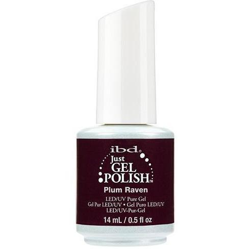 IBD Just Gel Polish Plum Raven - #56506