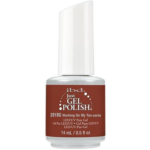IBD Just Gel Polish Working On MY Tan-zania - #71343