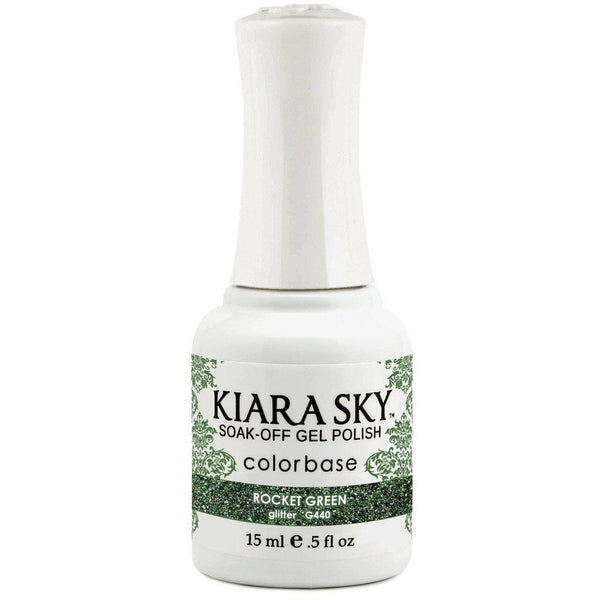 Kiara Sky - Rocket Green 0.5 oz - #G440
