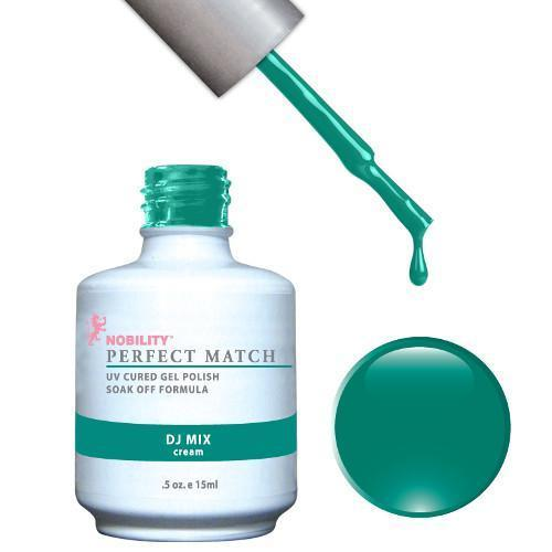 LeChat Perfect Match Gel / Lacquer Combo - Dj Mix 0.5 oz - #PMS47
