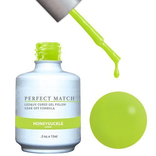 LeChat Perfect Match Gel / Lacquer Combo - Honeysuckle 0.5 oz - #PMS98