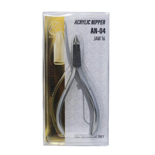 Monika Cuticle Nipper AN-04 Full Jaw