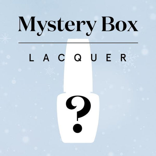 Mystery Box - Lacquer