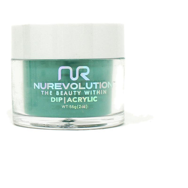 NuRevolution - Dip Powder - Autumn Rainforest 2 oz - #124