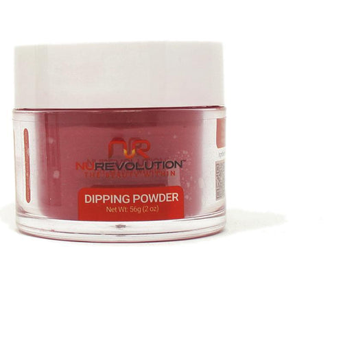 NuRevolution - Dip Powder - Bed of Roses 2 oz - #148