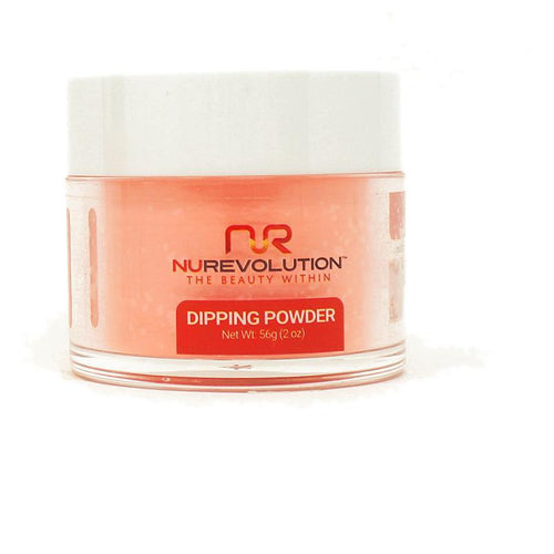 NuRevolution - Dip Powder - Bonfire Beach 2 oz - #111