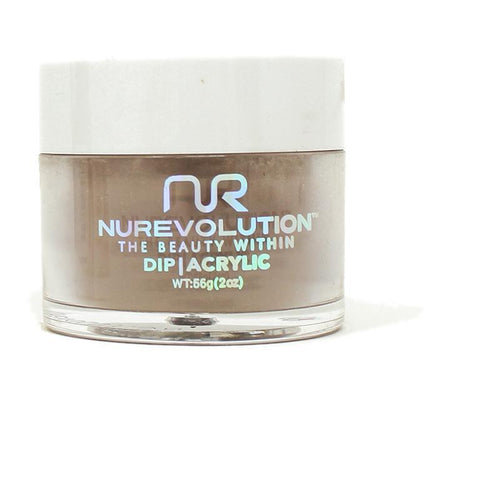 NuRevolution - Dip Powder - Chocolada 2 oz - #120