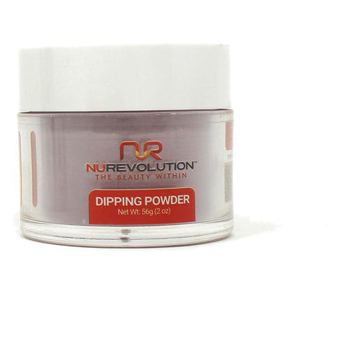 NuRevolution - Dip Powder - Cocoa Butter Kisses 2 oz - #141