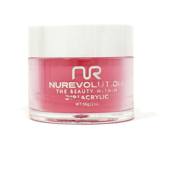 NuRevolution - Dip Powder - Dangerouly in Love 2 oz - #40