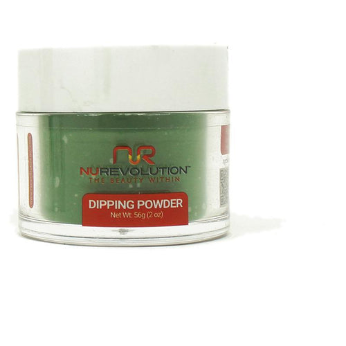 NuRevolution - Dip Powder - Evergreen2 oz - #146