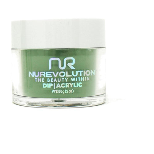 NuRevolution - Dip Powder - Falling For Tarzan 2 oz - #125