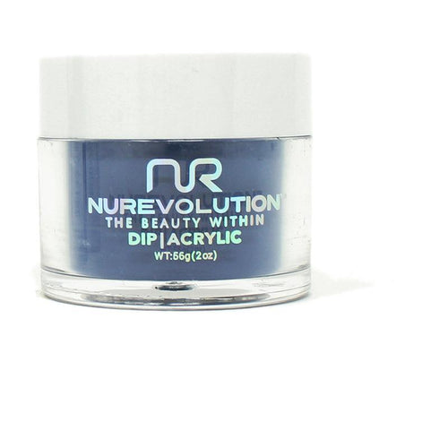 NuRevolution - Dip Powder - Fricken Frack 2 oz - #127