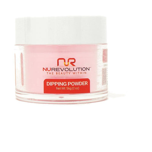 NuRevolution - Dip Powder - Honeymoon Hideaway 2 oz - #112