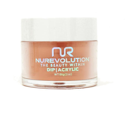 NuRevolution - Dip Powder - Infamous 2 oz - #55