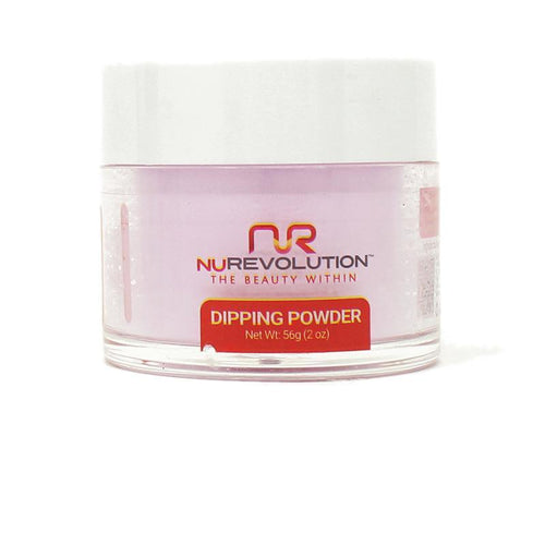 NuRevolution - Dip Powder - Lavender Lust 2 oz - #79