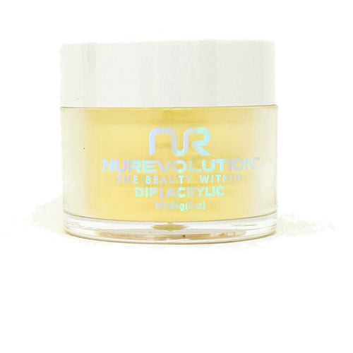 NuRevolution - Dip Powder - Lemonade Stand 2 oz - #104