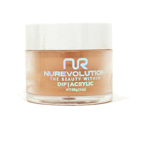 NuRevolution - Dip Powder - Let's Toast! 2 oz - #54