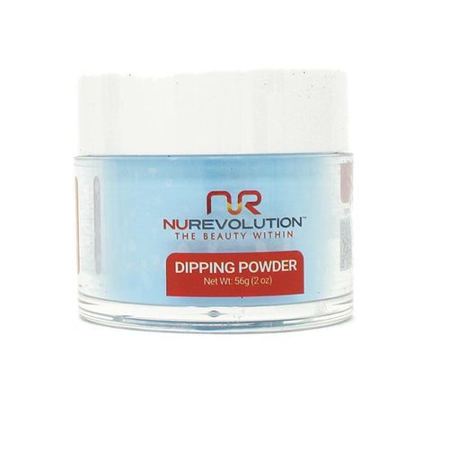 NuRevolution - Dip Powder - Memory Lane 2 oz - #06