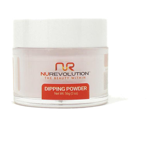 NuRevolution - Dip Powder - Nude Embrace 2 oz - #137