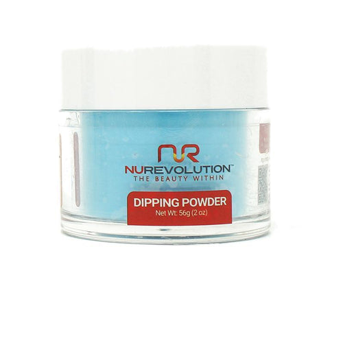 NuRevolution - Dip Powder - Paradise Cove 2 oz - #07