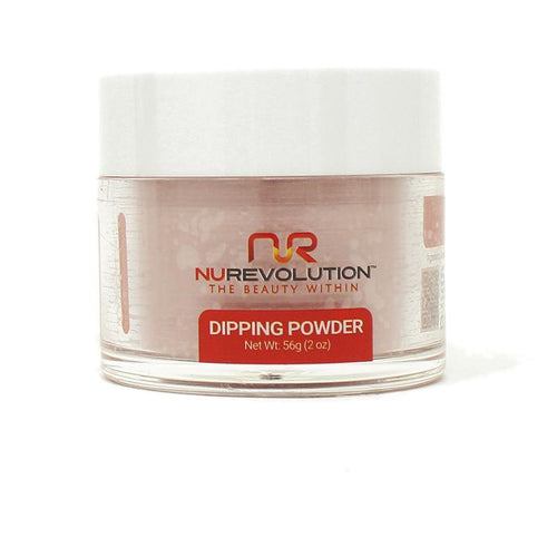 NuRevolution - Dip Powder - Passionate 2 oz - #72