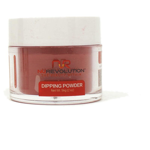 NuRevolution - Dip Powder - Passionate Love 2 oz - #151