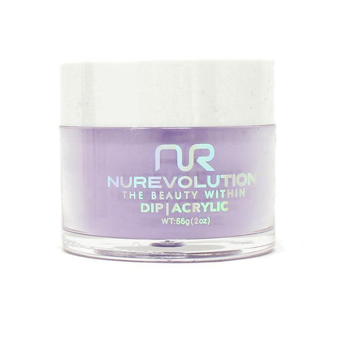 NuRevolution - Dip Powder - Purple Haze 2 oz - #25
